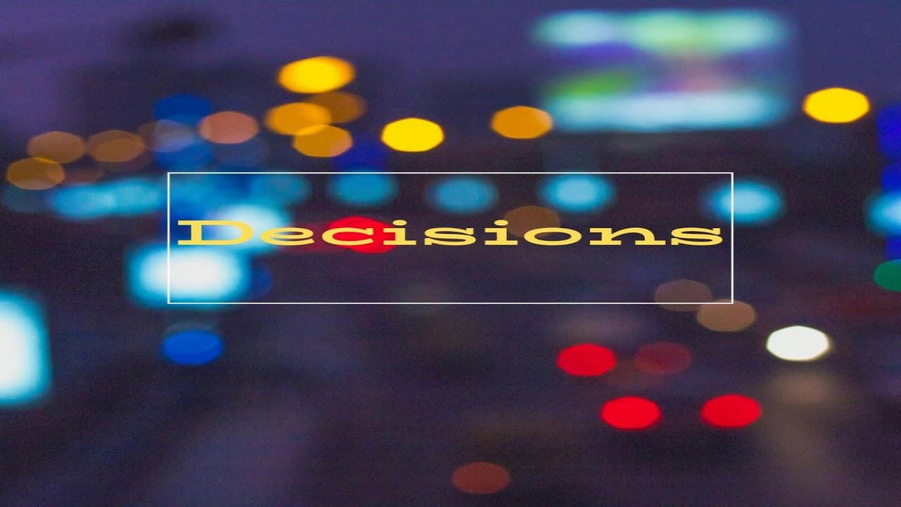 "[FREE] Hiphop/Rap/Freestyle Instrumental ""Decisions"""