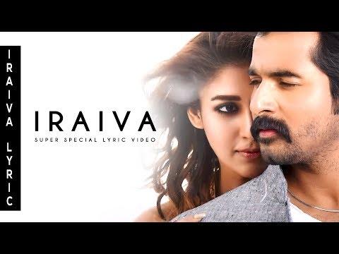 Velaikkaran - Iraiva Lyric Video Highlights | Anirudh | Sivakarthikeyan, Nayanthara l TK 598