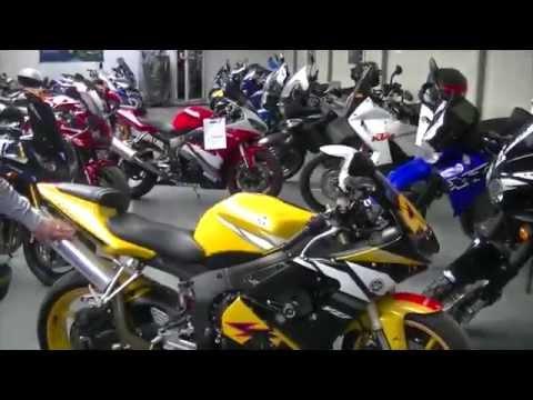 ЕВРОПА │  Польша, Варшава мото дилере. Мотоциклы европы