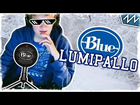 Uusi Mikrofoni! Blue Snowball - Pupun Nörttinurkkaus