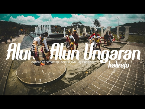 Alun - Alun Ungaran Kalirejo    #5 Explore Semarang - Central Java