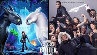 'How to Train Your Dragon 3' & 'A Madea Family Funeral' Reviews & Interviews | Extra Butter