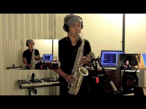 Bruno Mars - Treasure - Justin Klunk Sax Cover