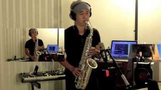 Bruno Mars - Treasure - Justin Klunk Sax Cover