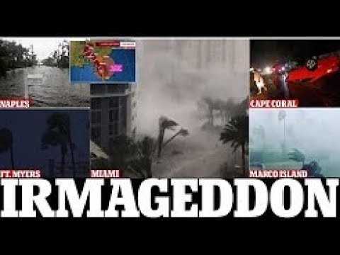 Irma Aftermath Millions without power Breaking News September 2017
