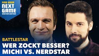 Wer zockt besser? GameStar vs. NerdStar in BattleStar | FYNG