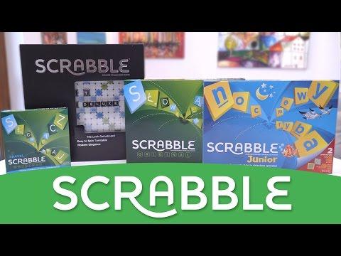 Jak zacząć przygodę ze Scrabble?