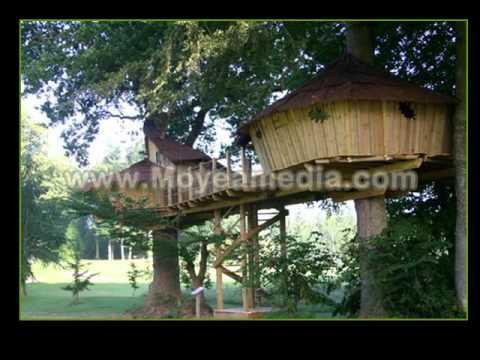 Casas en los rboles en zeanuri doovi - Casa arbol zeanuri ...