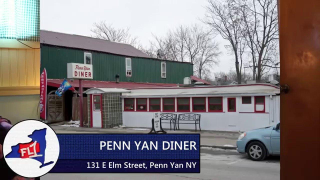 Judges say Penn Yan Diner is best