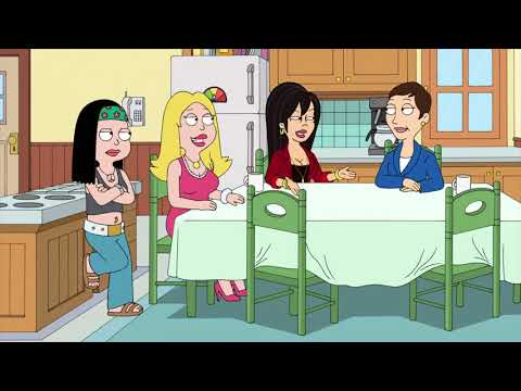 American Dad – Now And Gwen (clip2)