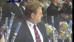 Lukko - HIFK playoff-sarjan 4. kamppailu vuodelta 2005.