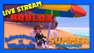 Roblox LIVE Stream - Summer Event and Games Games Games