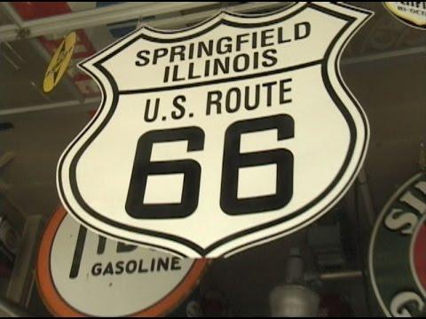 Route 66 - Part 23 - Springfield, Illinois