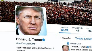 Trump's Latest Twitter Meltdown – He Wants The Media To Apologize To Him - The Ring Of Fire