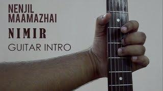 Nenjil Maamazhai: Nimir Guitar Intro
