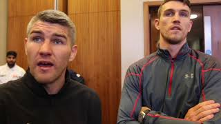 'SCORING IS KILLING BOXING. NEEDS LOOKING INTO' - LIAM & CALLUM SMITH ON PARKER-FURY & CANELO-GGG