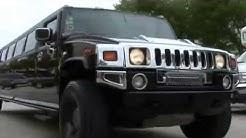 Black Hummer Limo - H2 Limousine Rental