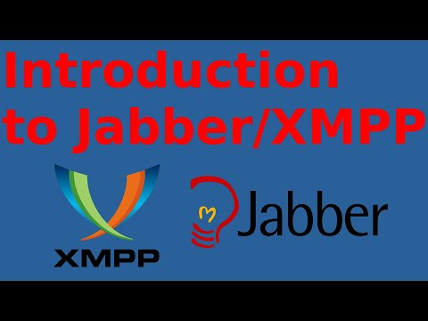 Starting With XMPP