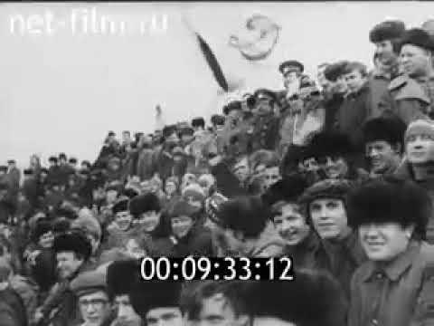 1982 год. Матч