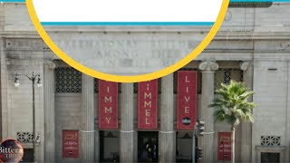 Jimmy Kimmel SHOW in a FREE MASONIC TEMPLE!