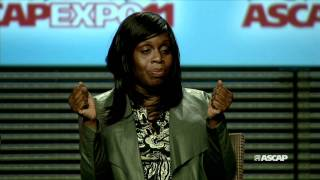 Andrea Martin Speaks on the Women Behind the Music Panel -- ASCAP EXPO YouTube Videos