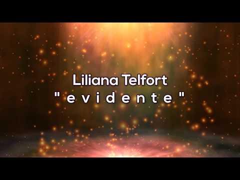 Liliana Telfort- Evidente - (Vídeo Letras)