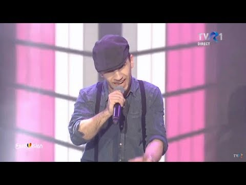 Vyros - La la la | Semifinala Eurovision 2018 de la Craiova