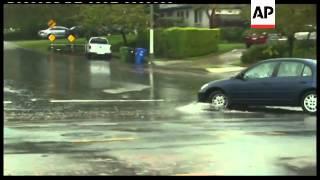 Storm hits California with heavy rain, snow for Colorado