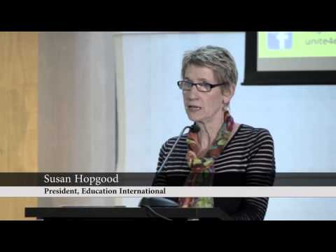 Unite for for Quality Education - a tour around the globe