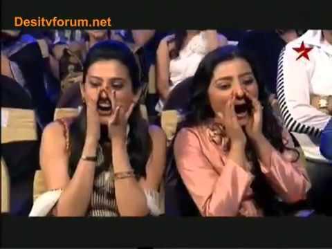 Dharmesh Sir Performance in Big Awards 2011   YouTube   Copy