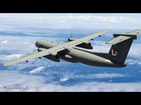 Farnborough Air Show 2014 The global market for Maritime Patrol Aircraft - Gareth Jennings, Aviation
