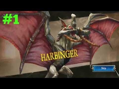 Let's Play Dungeon Hunter 5 Walkthrough Part 1 !!RPG!!