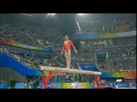 Yang Yilin - 2008 Beijing Olympics - QF BB