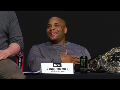 UFC 25th Anniversary Press Conference Highlights