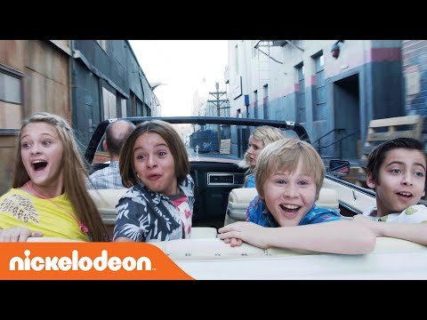 Nicky, Ricky, Dicky & Dawn | Go Hollywood Trailer | Nick