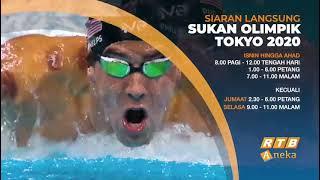 Promo: RTB Aneka - Siaran Langsung Sukan Olimpik Tokyo 2020