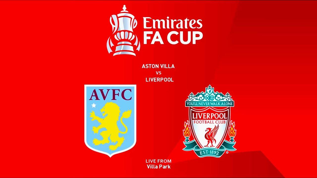 Aston Villa vs Liverpool | Villa Park | 2020-21 FA Cup | PES 2021 - YouTube