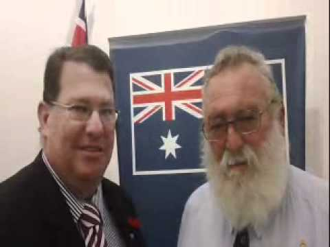 Remembrance Day 2011 with Noel Parker.wmv