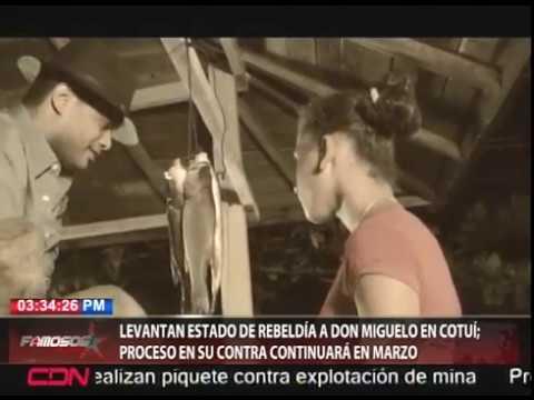 Don Miguelo enfrenta en Cotuí demanda por 8.5 millones de pesos