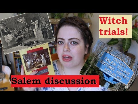 Salem witch trials | VEDJ