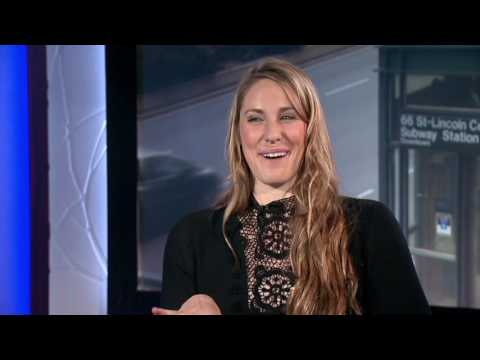 Olympian Missy Franklin Talks About Winning and New Challenges