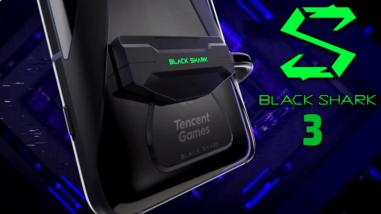 Xiaomi Black Shark 3 - ULTIMATE GAMING PHONE