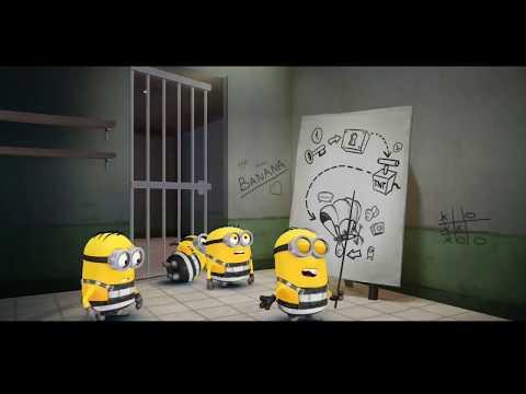 Despicable Me Minion I Am Trapped!