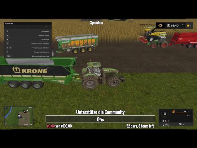 Livestream #4 - Verlosung - Landwirtschafts-Simulator 2017