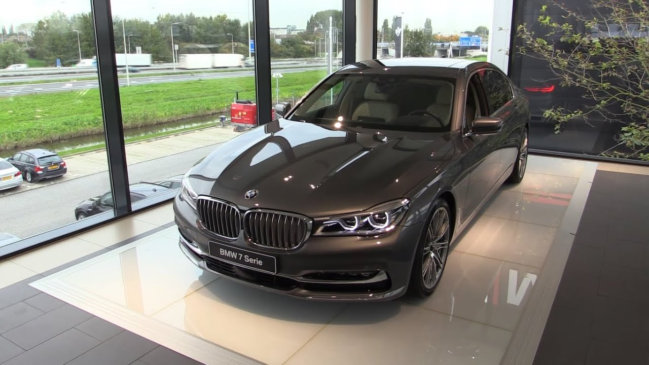 BMW 7 Series 2016 In Depth Review Interior Exterior