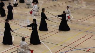 41st All Japan Kendo Renmei (ZNKR) - Tokyo 2014 - Jodo Taikai