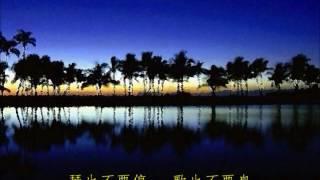 只有我和你- 潘秀瓊風吹椰樹尖,人在椰樹底, 除了那樹兒風兒只有我和你...