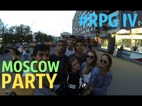 Moscow Party (RPG4) GoPro Hero 3 Edition