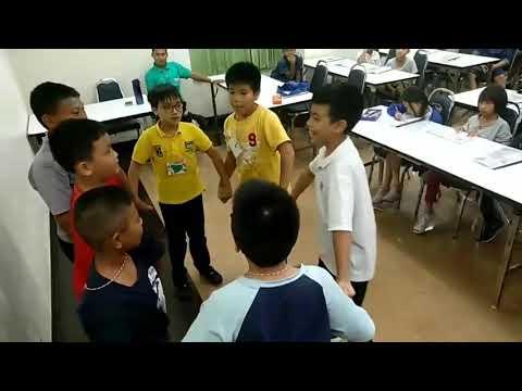เกมส์เด็ก ฝึกความเป็นผู้นำ ร่วมมือกัน ทีมเวริค