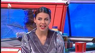 Η Μέγκι Ντρίο στον Λούη Πατσαλίδη